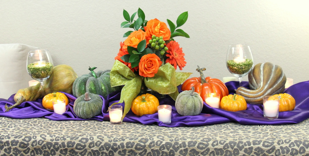 Traditional fall tablescape thanksgiving Table centerpiece fall table Tablescapes
