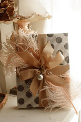 box gift wrapped