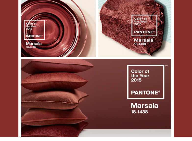 pantone announces color of the year 2015 marsala designboom modinteriorsonline.com