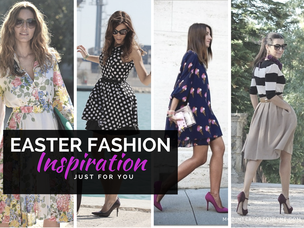 Easter Fashion Inspiration