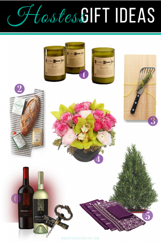 Hostess Gift Ideas