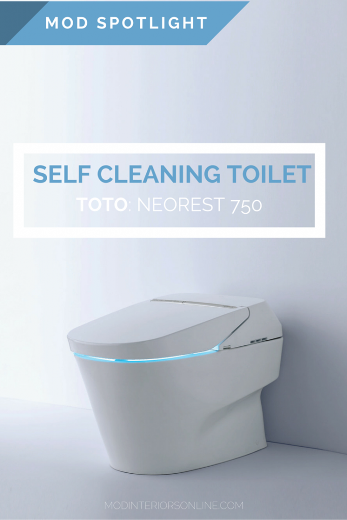 Mod Spotlight Self Cleaning Toilets Trending In Bath