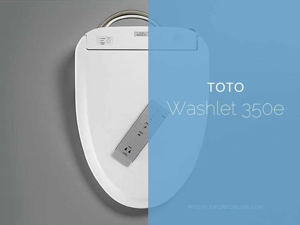 Toto Washlet 350E
