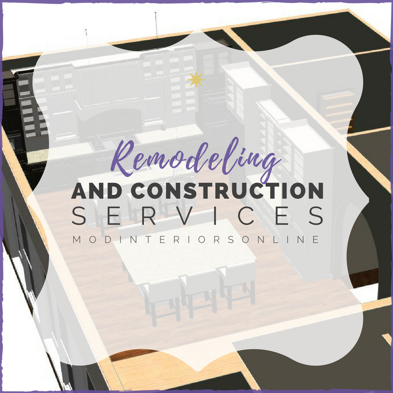 Remodeling, Construction