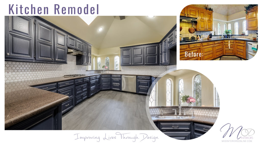Remodeling before and after photos | MOD Interiors ...