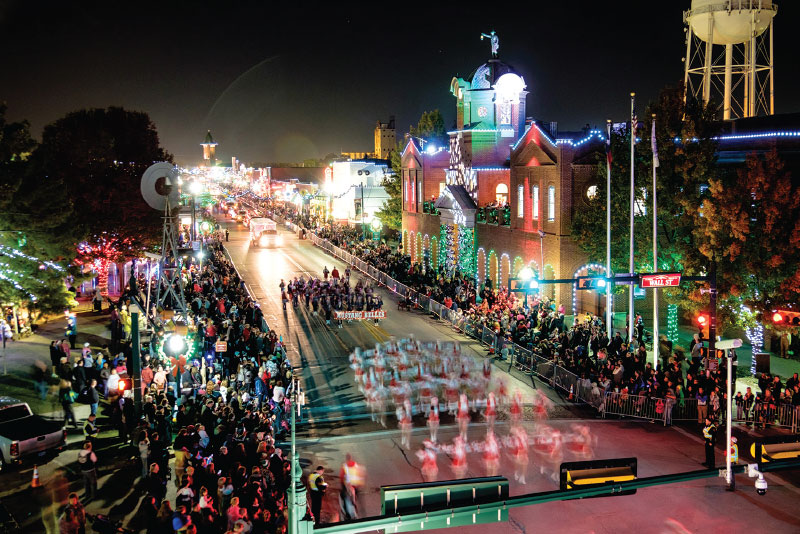 Holiday Events In Grapevine