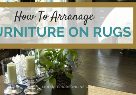 Design tips on How-to arrange your furniture