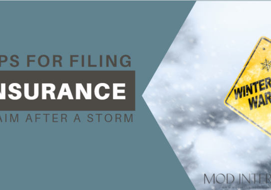 TIPS FOR FILING AN INSURANCE CLAIM AFTER A STORM- 2