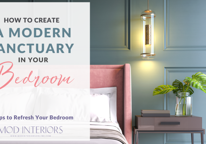 Tips to Refresh Your Bedroom